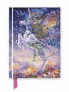 Soul of a Unicorn Foiled Notebook - Josephine Wall